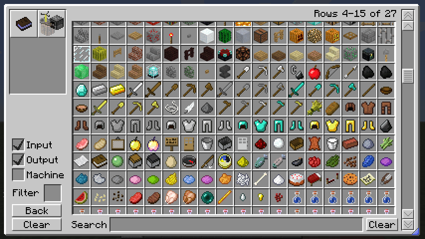 Craft Guide 1.15.1