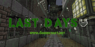 Last Days Texture Pack 1.12.2/1.11.2