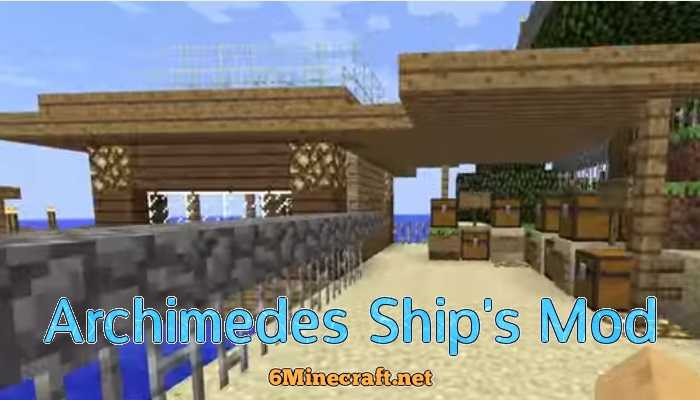 Archimedes Ships 1.9.4