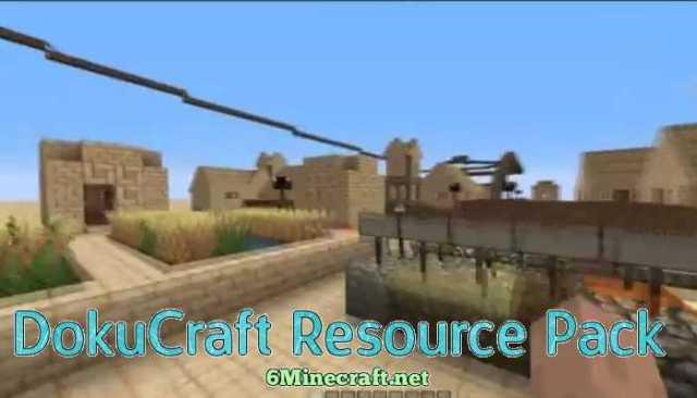 Dokucraft Resource Pack 1.9.4