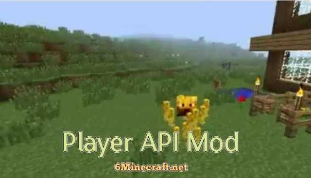 Player API Mod for Minecraft 1 14 4/1 13 2/1 12 2/1 11 2/1 10 2