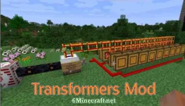 Transformers Mod 1.9.4