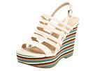 Via Spiga - Esther (Light Cream Leather) - Footwear