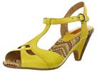 Miz Mooz - Waltz (Yellow) - Footwear