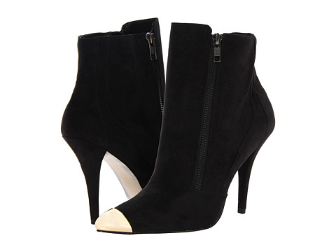 MIA Daphne (Black Nova) Women's Dress Boots