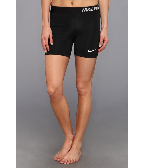 Upc 887228242593 - Nike Pro Five- Short Black White