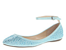 Blue by Betsey Johnson - Joy (Blue Satin) - Footwear