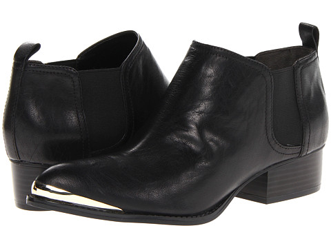 Enzo Angiolini Austan (Black Leather) Women's Shoes