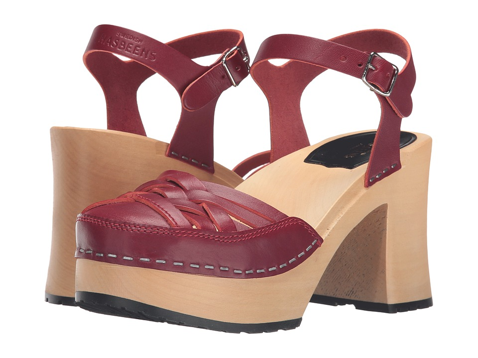 Swedish Hasbeens Womens Shoes Sale
