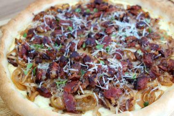 Bacontærte