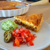 Mexicansk Tacotærte