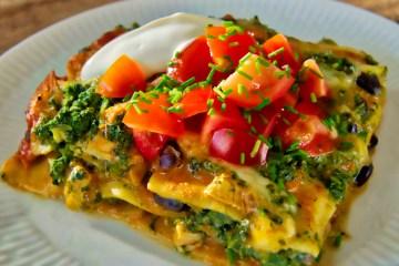 Mexicansk Lasagne | 6pm.dk