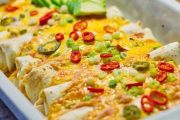 Enchilada med Kylling | 6pm.dk