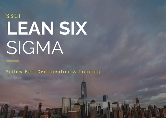Yellow belt Certification