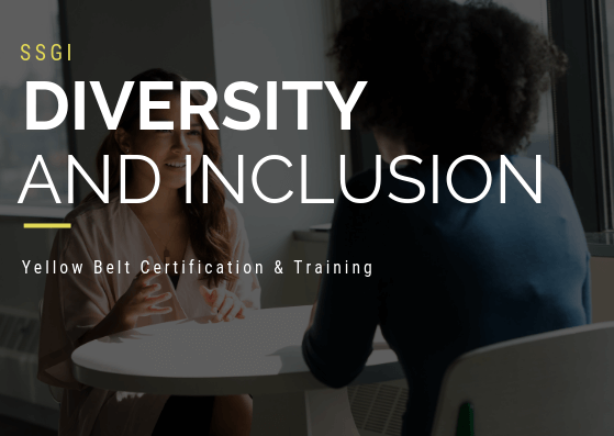 Diversity and Inclusion Yellow Belt