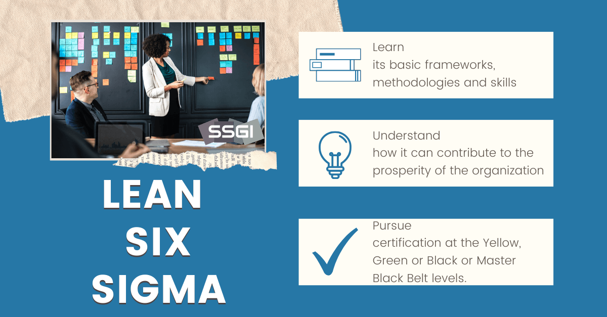Lean Six Sigma Guide