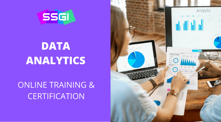 SSGI data analytics certification
