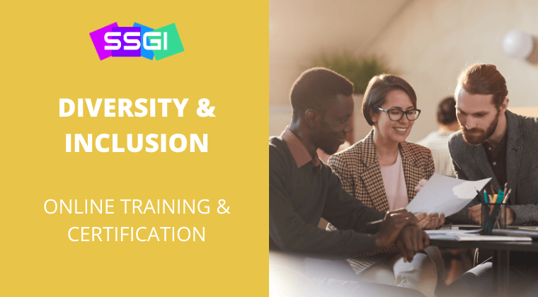 SSGI diversity and inclusion course