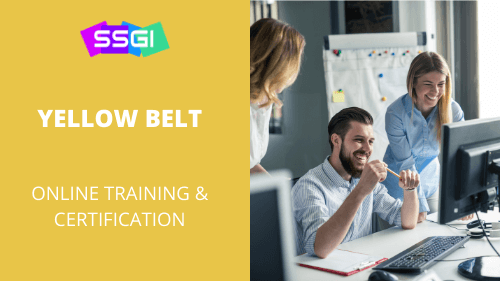 ssgi yellow belt six sigma