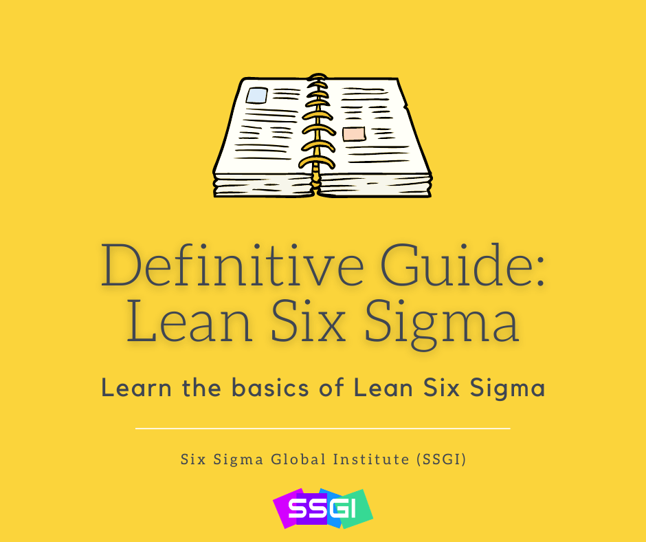Definitive Guide_ Lean Six Sigma