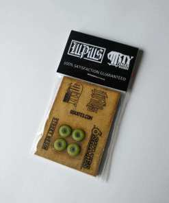 ill pills street resin lime green