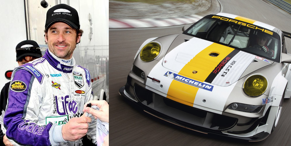 Patrick Dempsey To Race With Porsche At 24hrs Of Le Mans