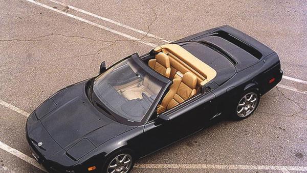 Acura NSX Convertible