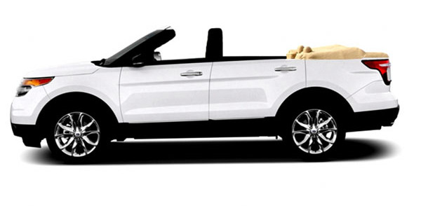 Ford Explorer Convertible Home