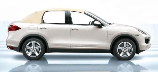 Porsche Cayenne Convertible 2