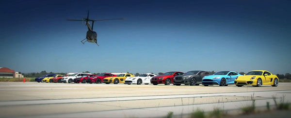 Motor Trend's World's Greatest Drag Race 3 Home