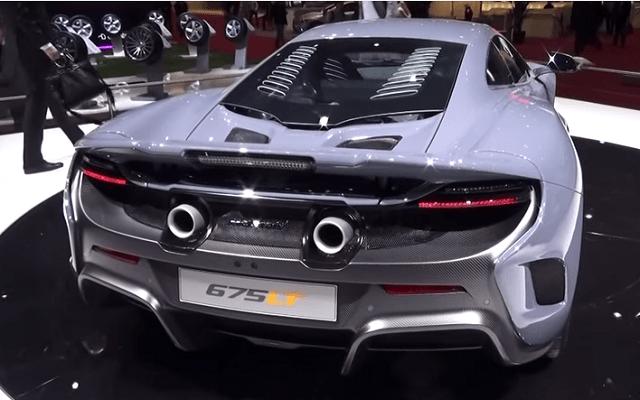 A Video Tour of the McLaren 657LT - 6SpeedOnline