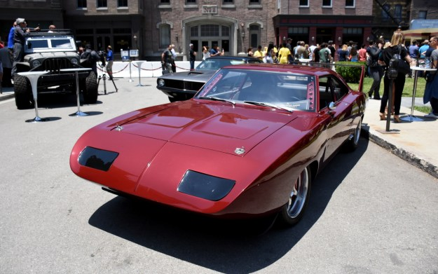 Dom's 1969 Dodge Charger Daytona (Fast & Furious 6)