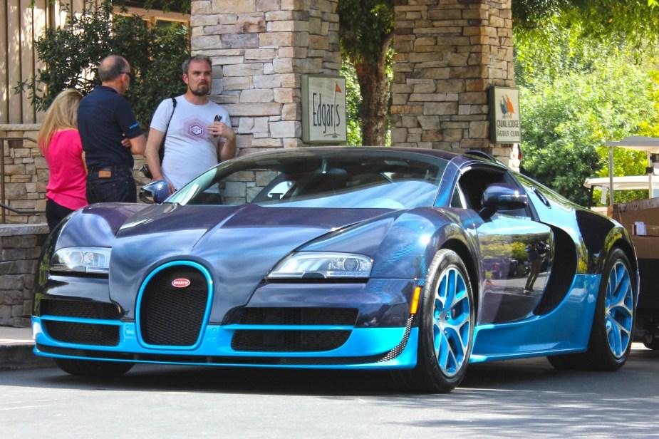6SpeedOnline.com Bugatti Convertible Sales