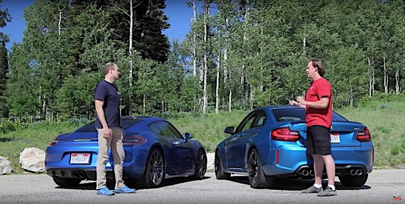 bmw_m2_vs_cayman_gts___dream_dilemma_-_everyday_driver_-_youtube