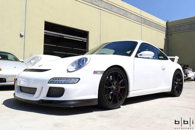 6speedonline.com Porsche 997 GT3 997.1 review Matt Farah one take