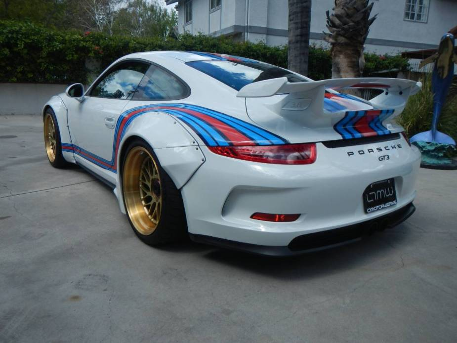 Liberty Walk Widebody Gt3 On Craigslist 6speedonline