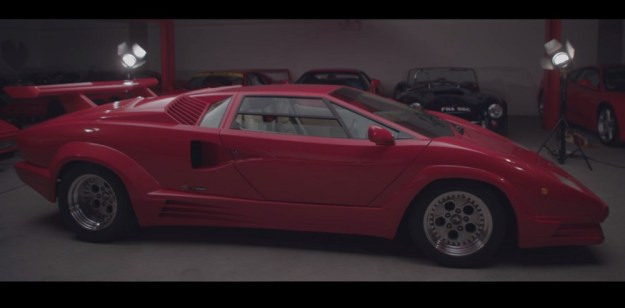 6SpeedOnline.com DRIVE /DRIVE Lamborghini Countach Drive Review Video 25th Anniversary V12