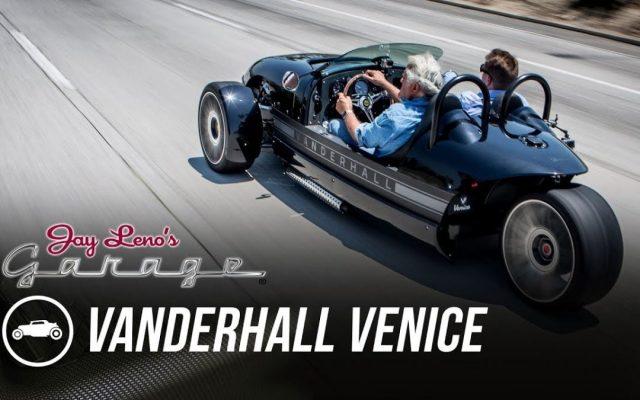 6speedonline.com Jay Leno Vanderhall Venice Review