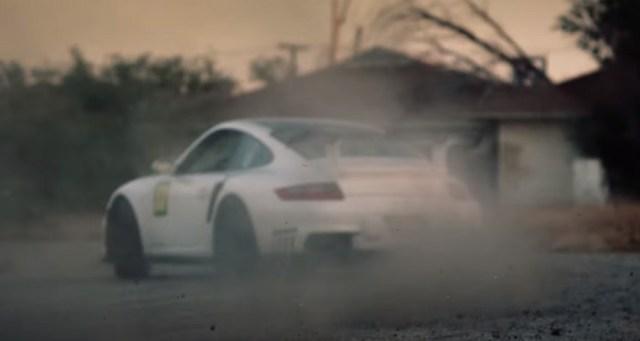 6SpeedOnline.com D Rawberts Porsche 997 Turbo RWd Drift BBI Autosport