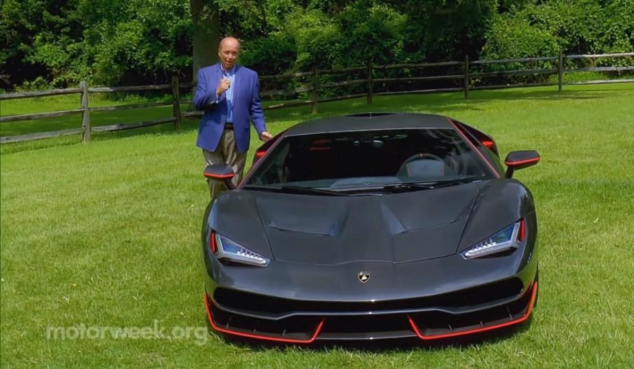6SpeedOnline.com Motorweek Lamborghini Centenario