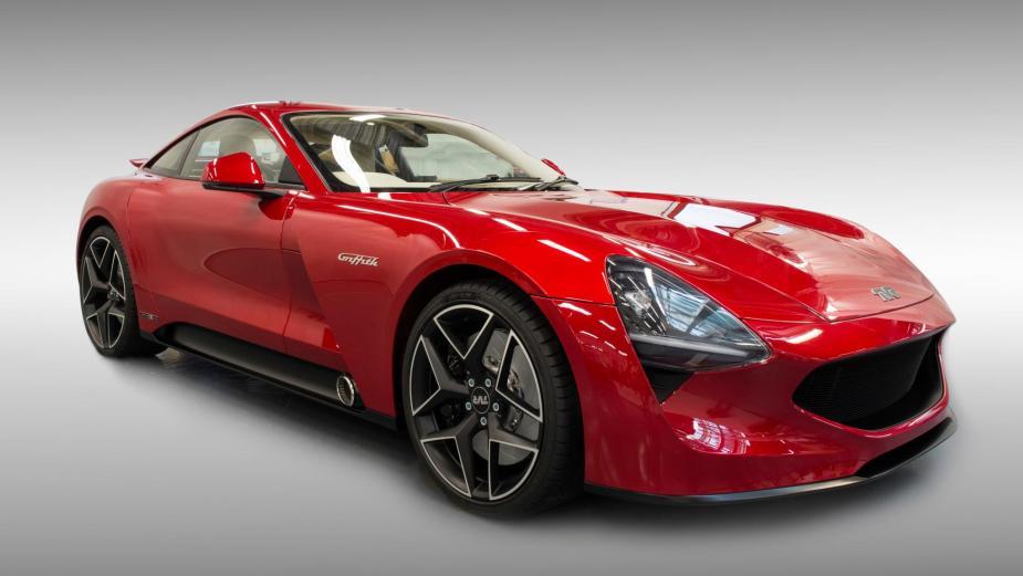 6SpeedOnline.com Britain TVR Griffith Top Gear 200 MPH Goodwood