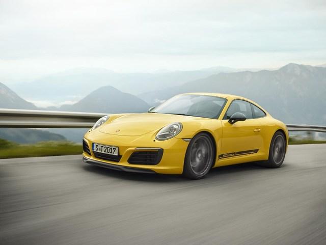 6SpeedOnline.com Porsche 911 Carrera T Lightweight