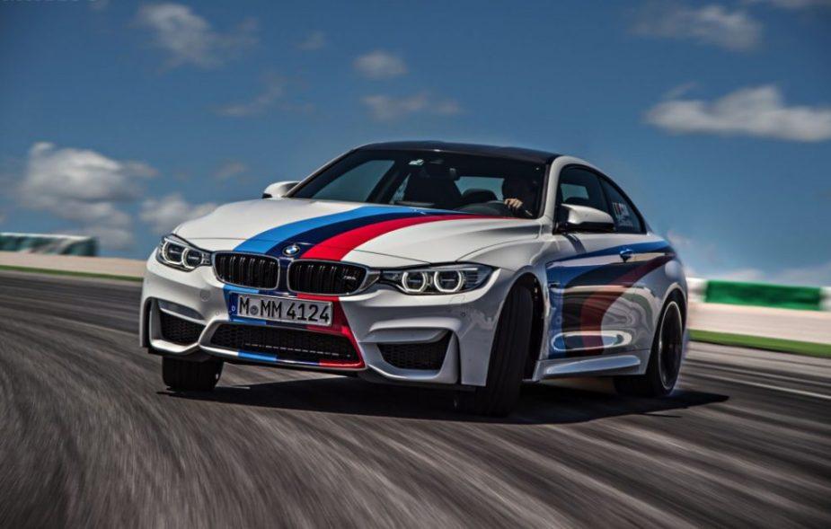 BMW-m4-drift