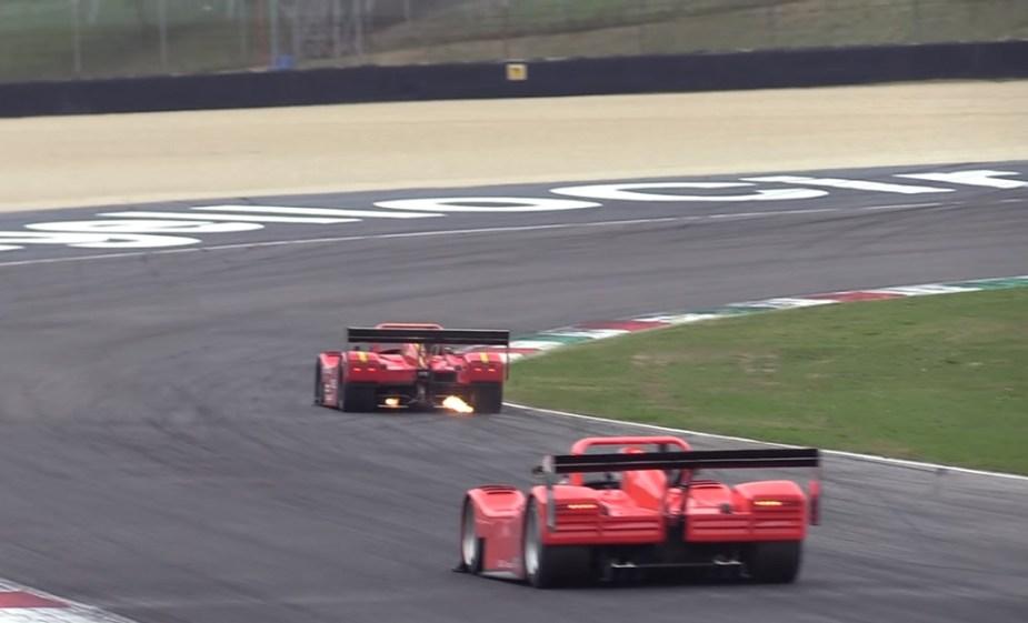 1995 Ferrari 333SP Prototype Le mans
