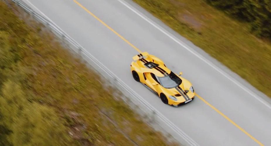 6SpeedOnline.com Ford GT Norway EVO Magazine