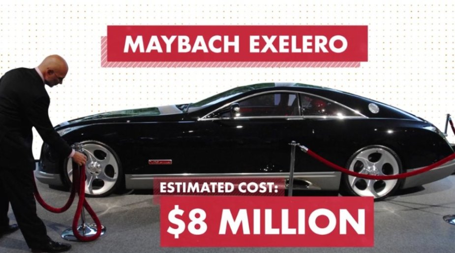 jay-zs maybach excelero: an eight million dollar machine - 6speedonline