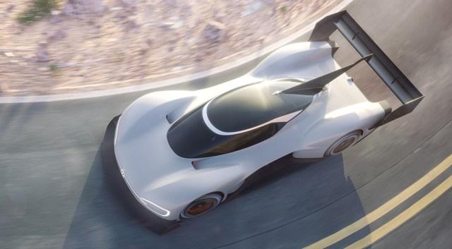 6SpeedOnline.com Volkswagen I.D. R Pikes Peak Race Car