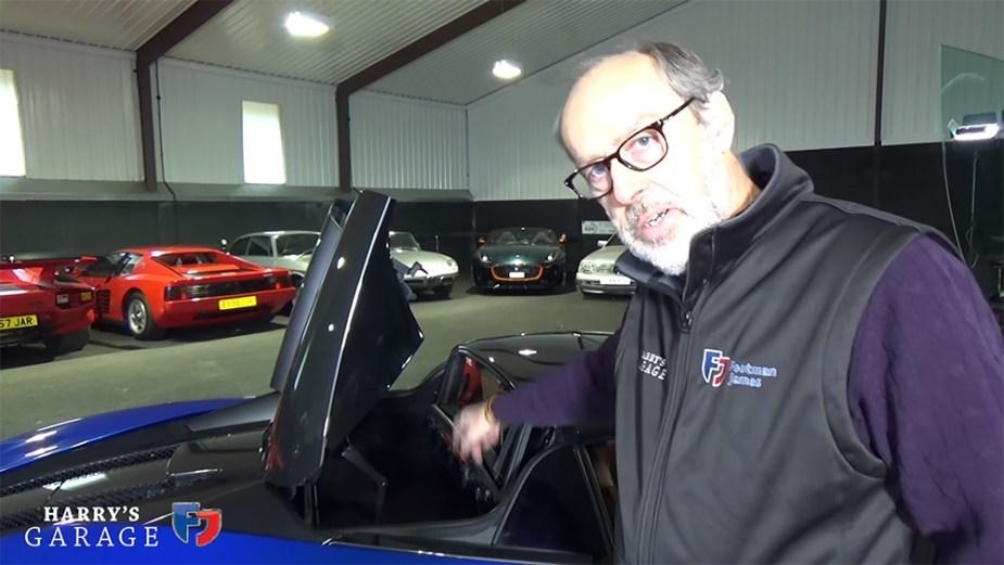 6SpeedOnline.com Harry's Garage McLaren 570S Spyder Review Drive