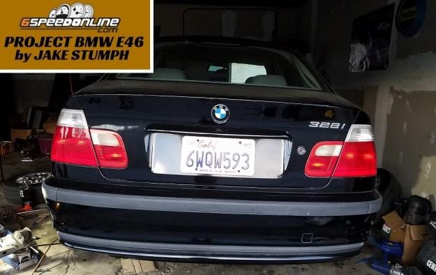 6SpeedOnline.com BMW E46 Project Car Build Thread