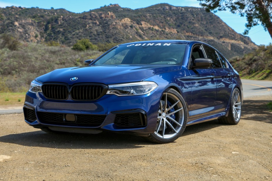 6SpeedOnline.com Dinan BMW M550i xDrive Review